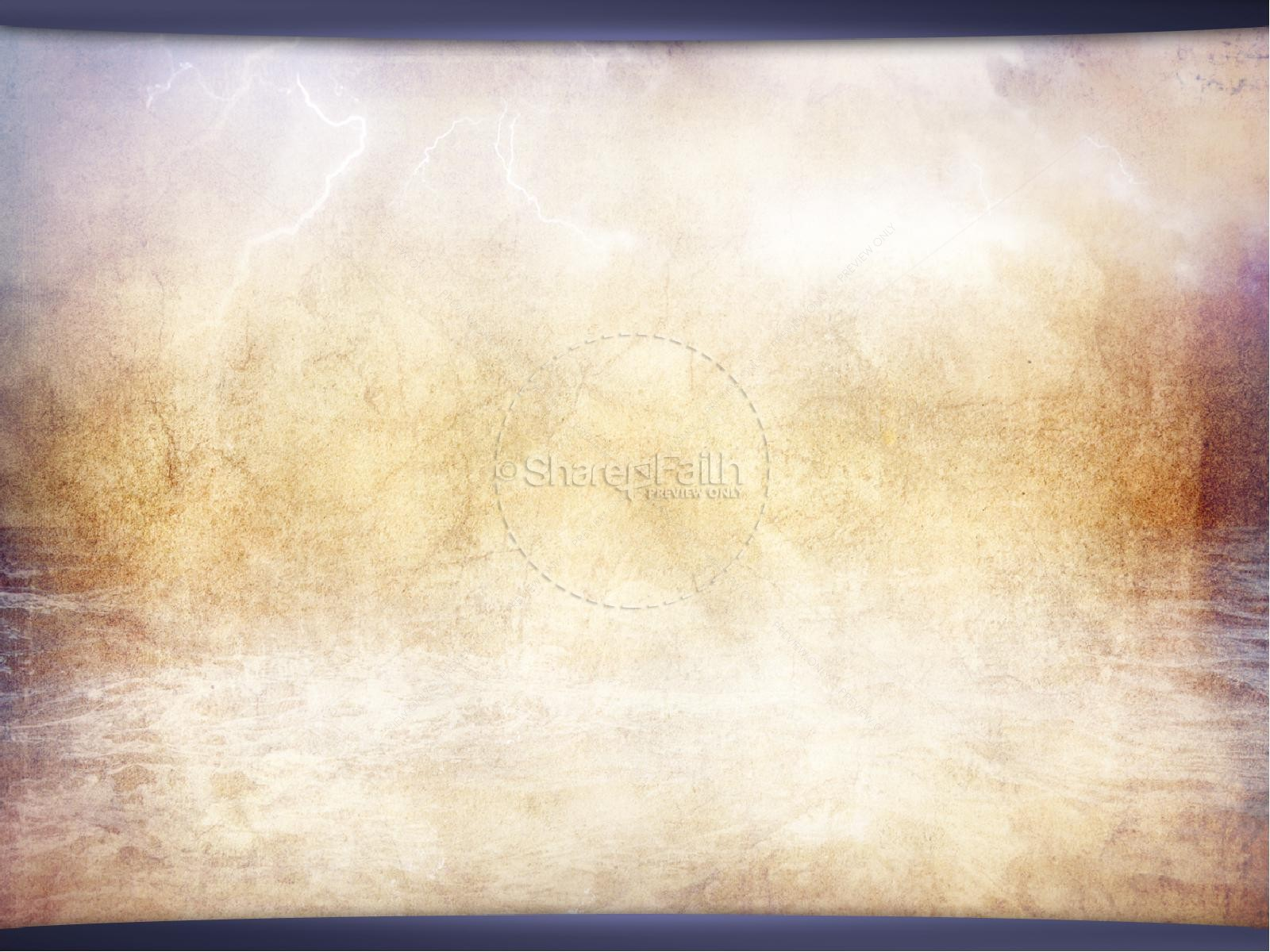 Marvelous Resurrection Powerpoint Background