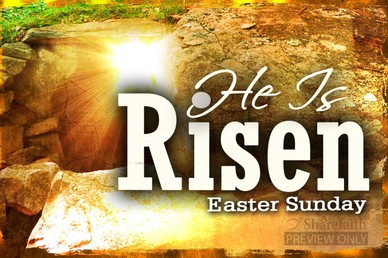 He Is Risen Video