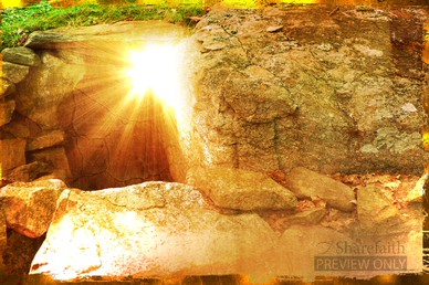 Empty Tomb Video Loop