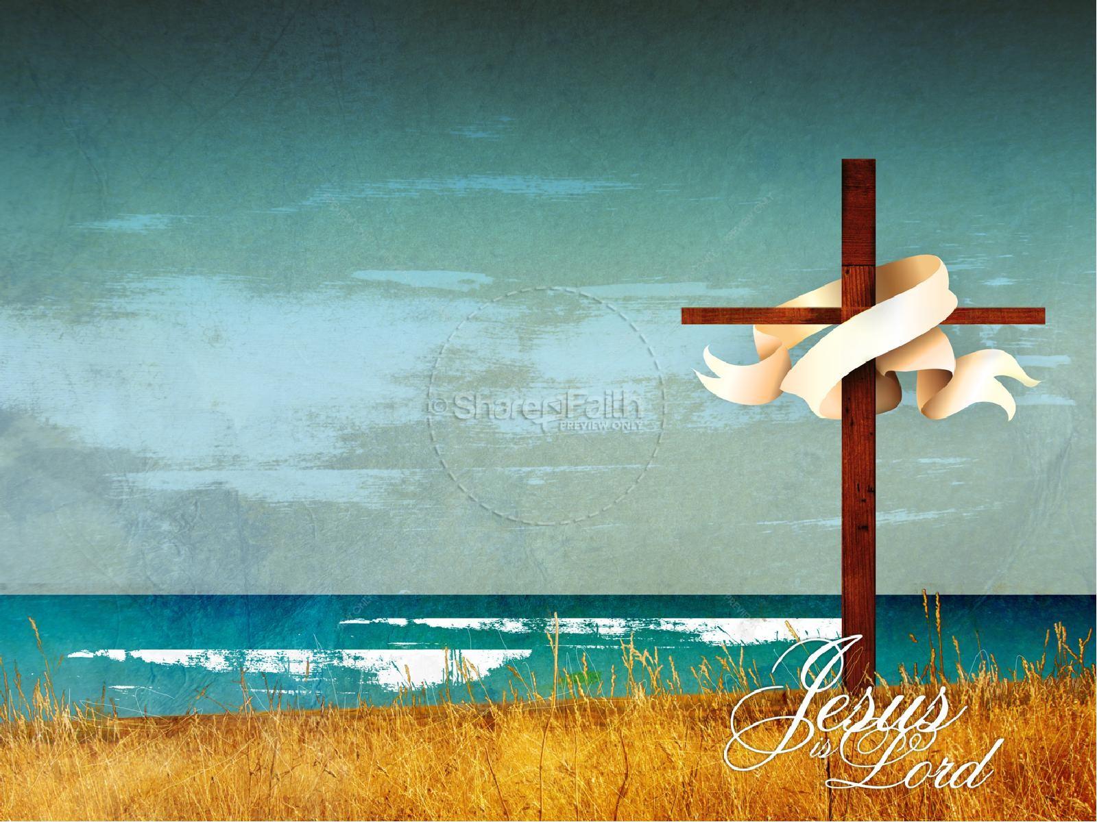 Easter PowerPoint Sermon | slide 2