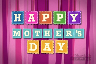 Mothers Day Video Loops