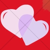 Mothers Day Hearts Email Graphics