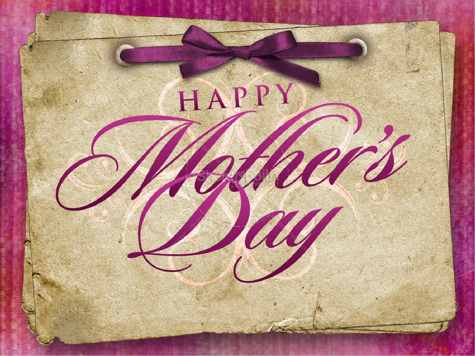 Happy Mothers Day PowerPoint Slideshow