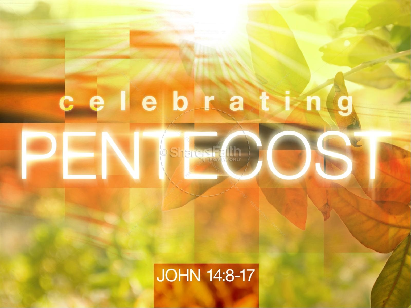 Pentecost Day PowerPoint