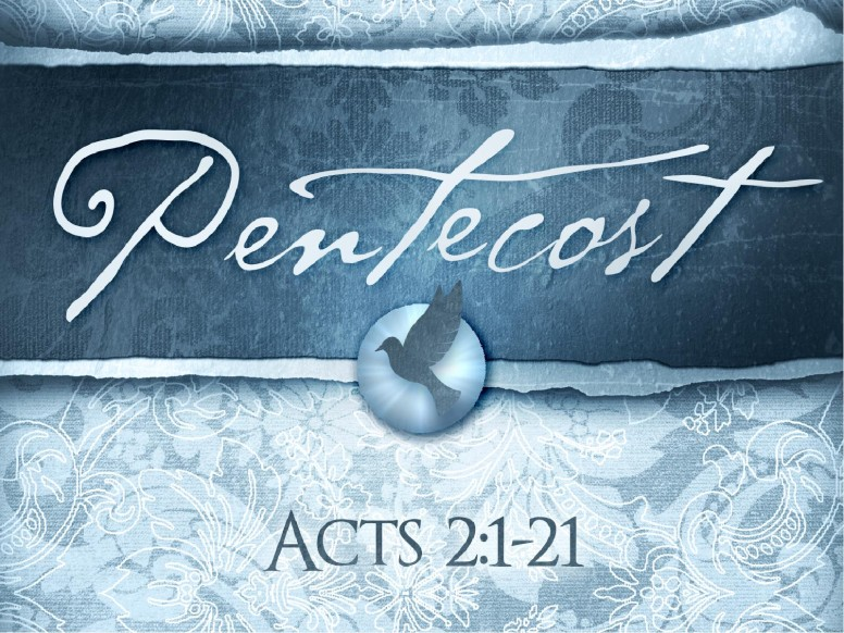Pentecost PowerPoint Template