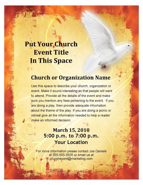 Pentecost Flyer