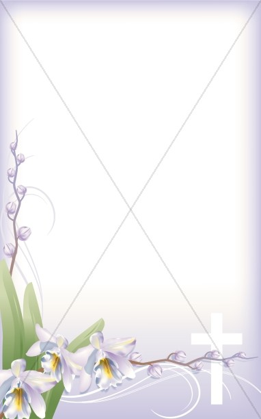 Christian Mothers Day Bulletin Cover