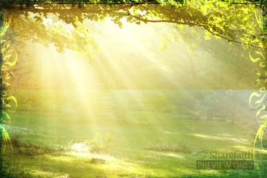 Sunrise Video Worship Loop