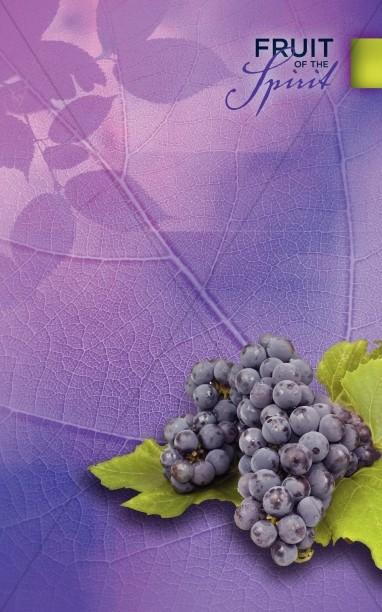 Faithfulness Fruit of The Spirit Bulletin Cover