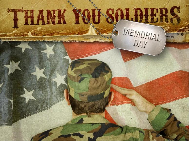 Fallen Soldiers PowerPoint