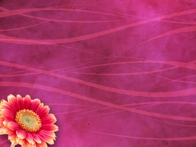 Flower Worship Background