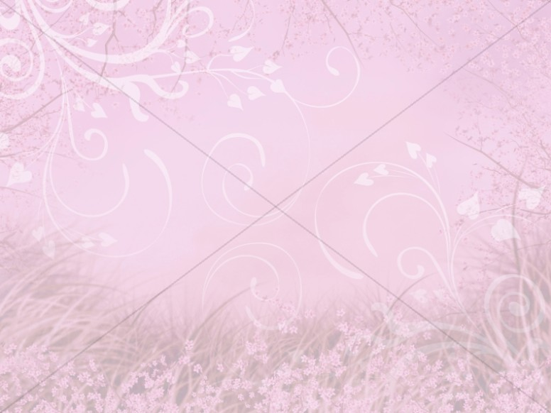 Pink Backgrounds Worship Background