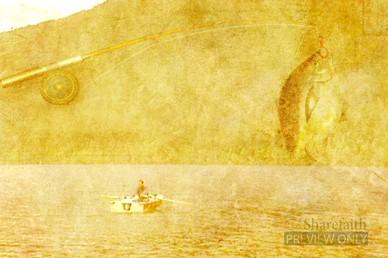 Fishing Video Background Loop