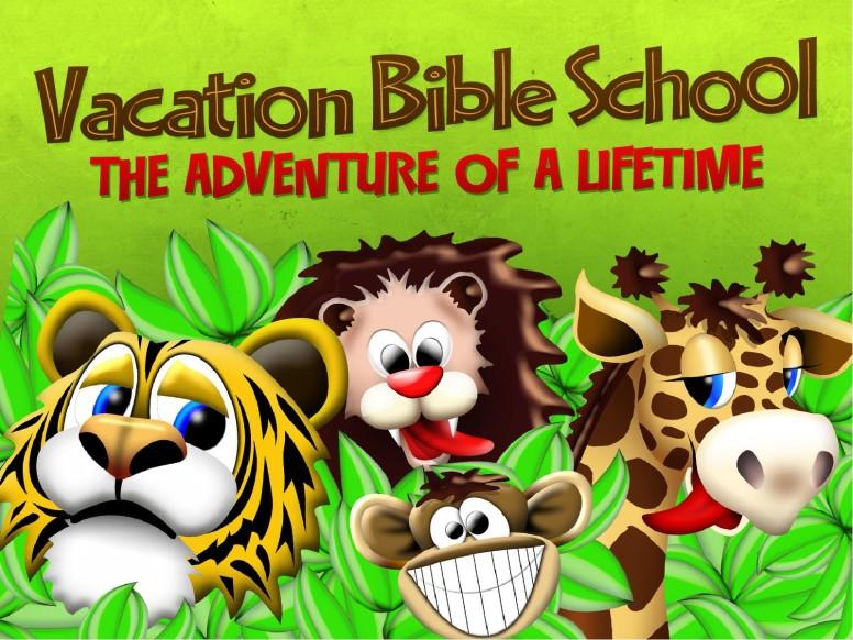Vacation Bible School PowerPoint