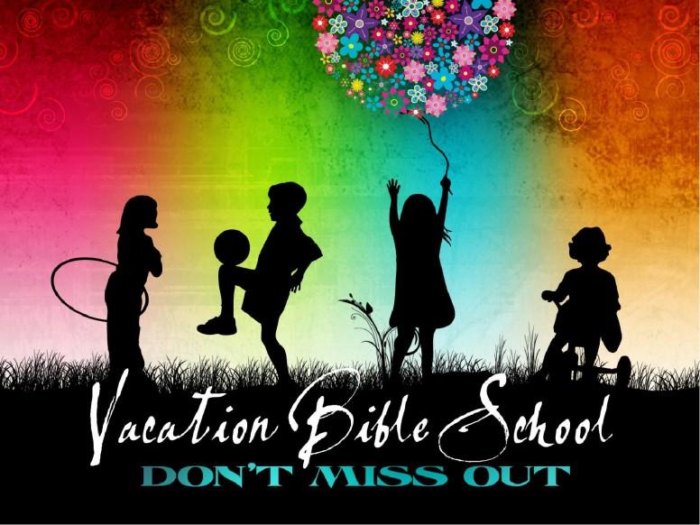 Vacation Bible School Church PowerPoint