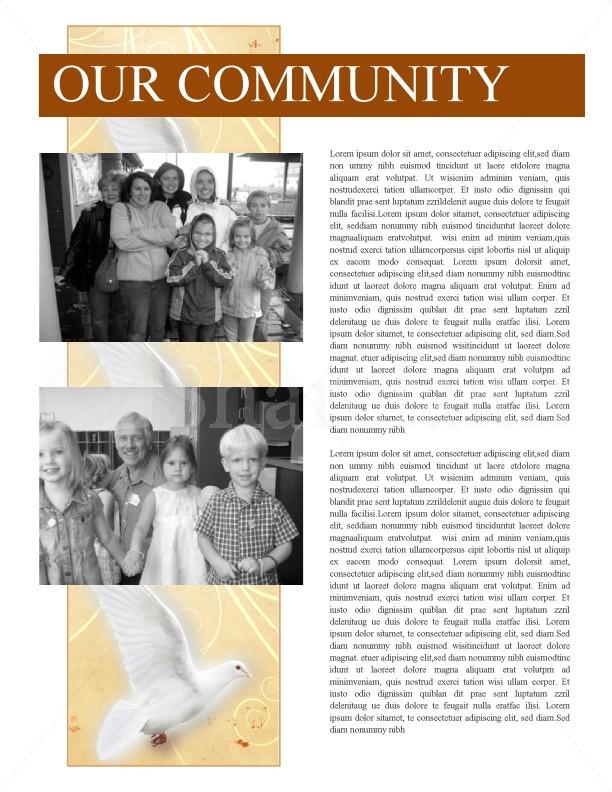 Pentecost Church Newsletter