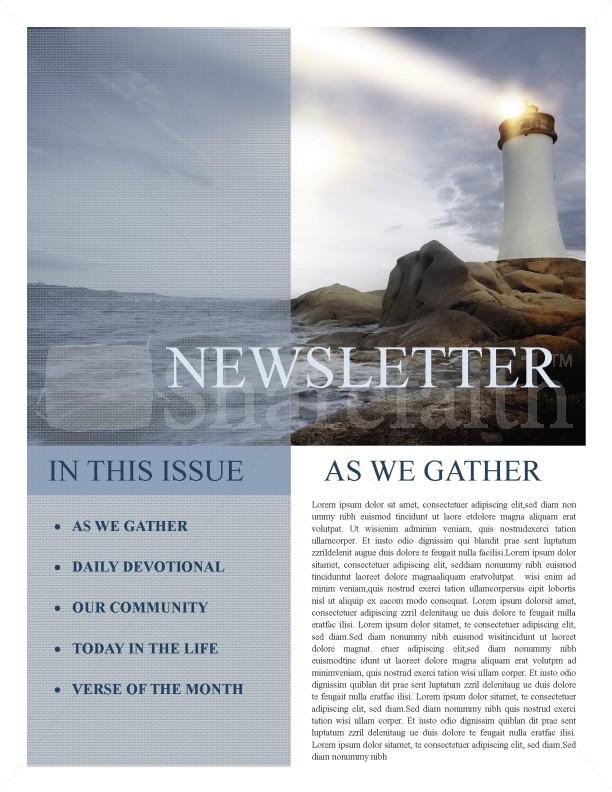 Hope Church Newsletter
