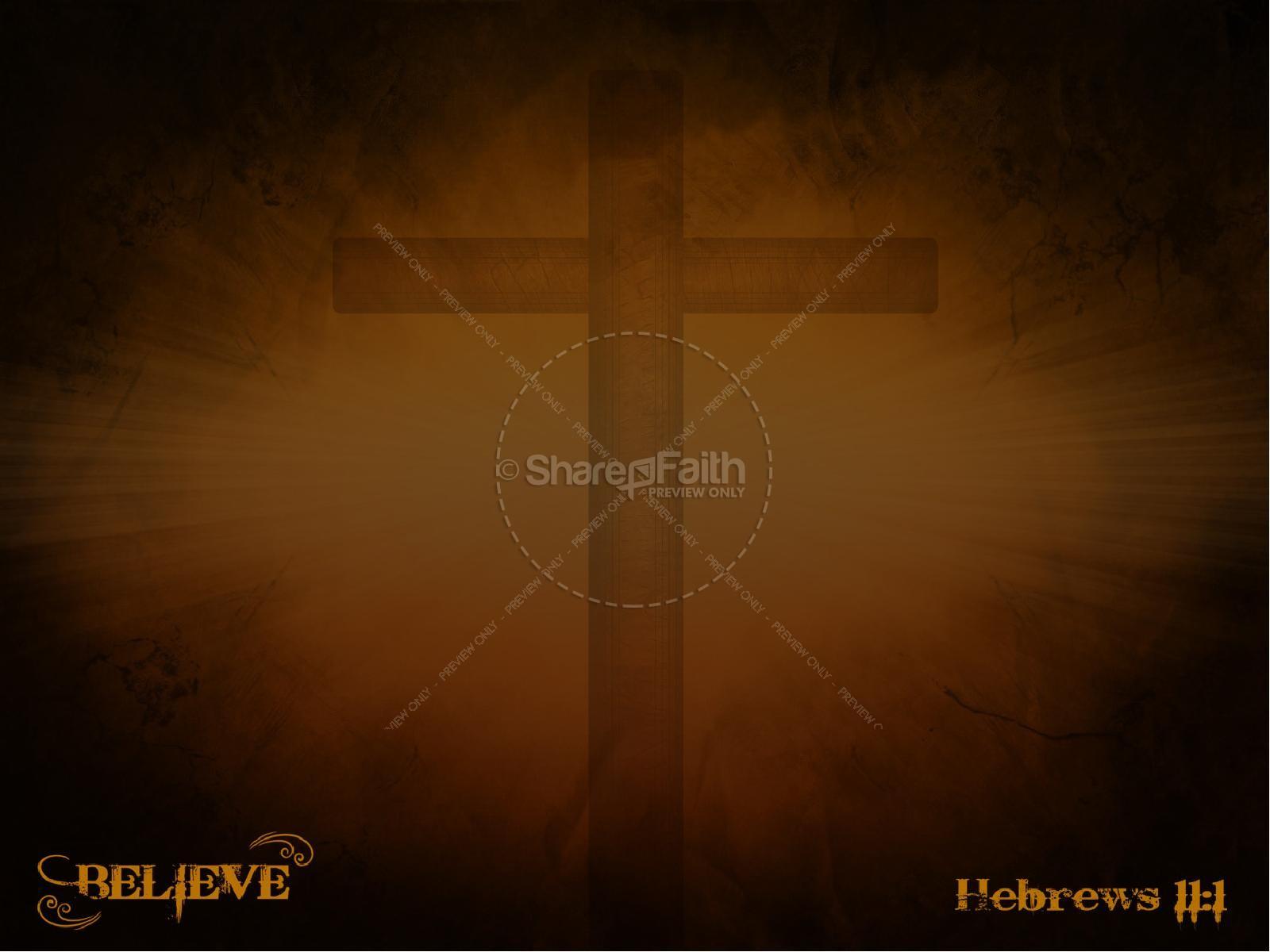 Believe Sermon PowerPoint Template   slide 10