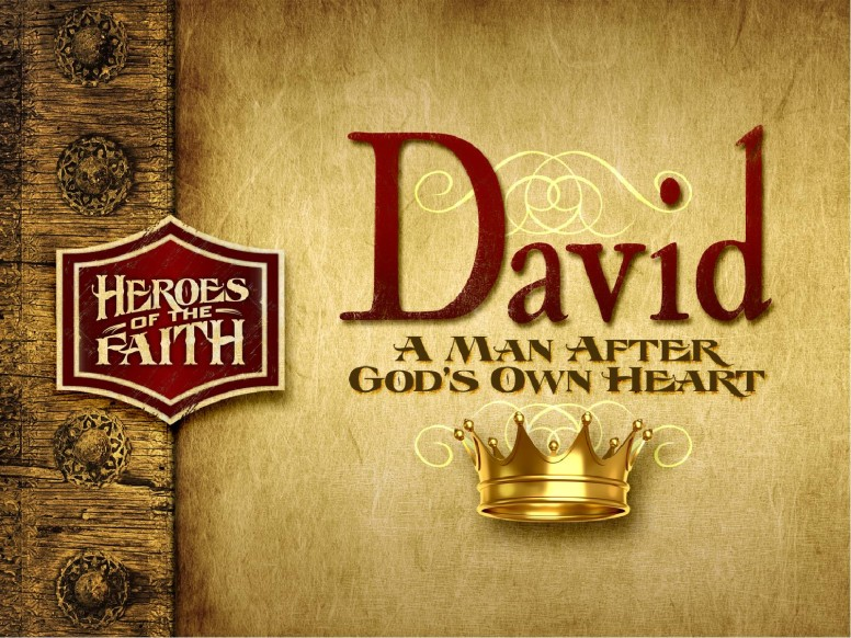 King David PowerPoint Template