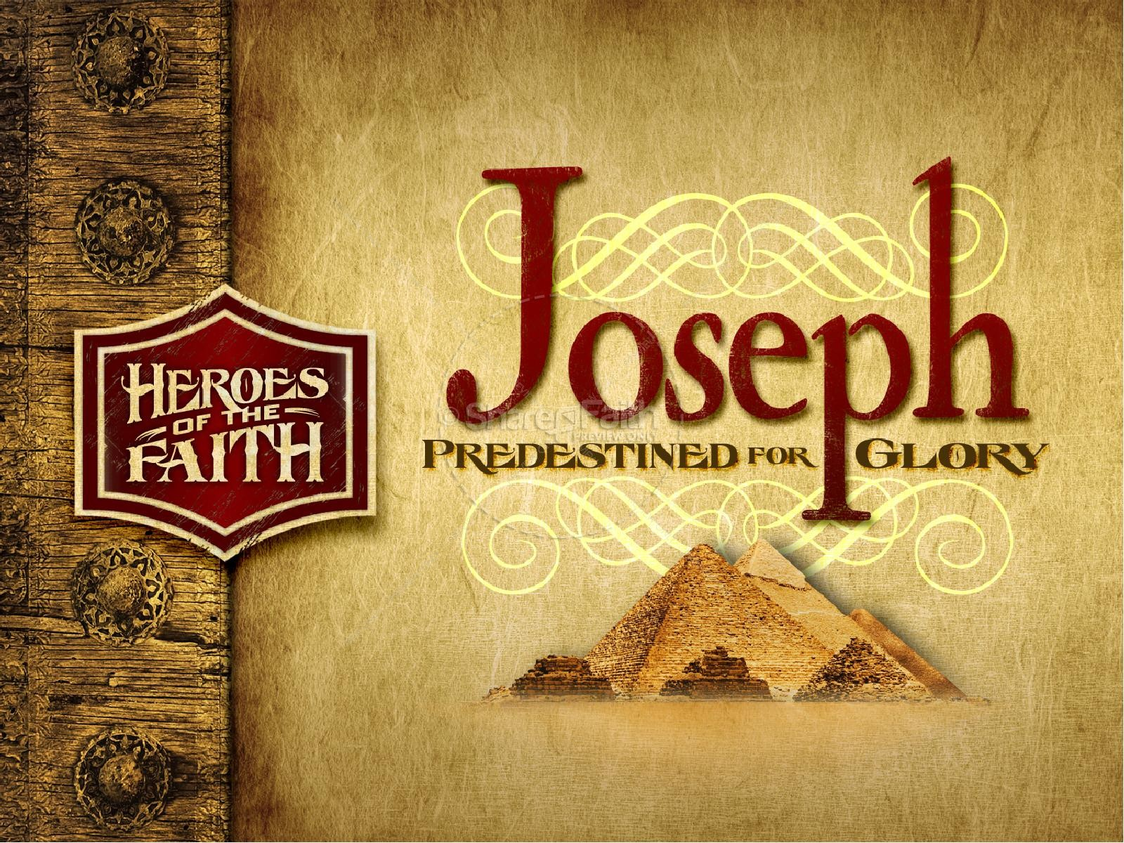 Joseph PowerPoint Template