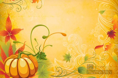 Thanksgiving Celebration Worship Video Loop