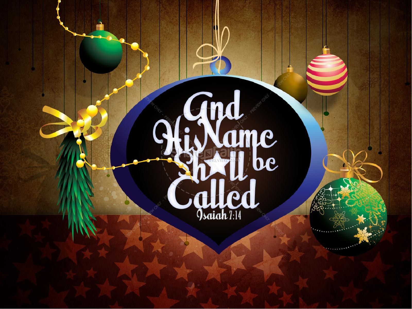 Church announcements announcement backgrounds sharefaith page 2 - Christmas Decorations Powerpoint Template
