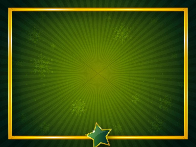 Christmas Star Worship Background