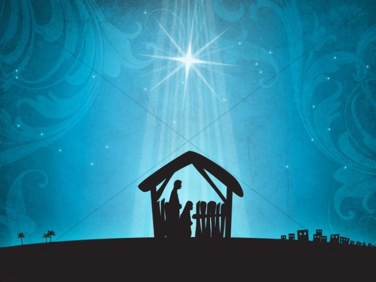 Christmas Nativity Video | Church Motion Graphics