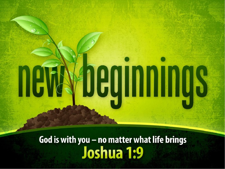 new year beginnings powerpoint sermon
