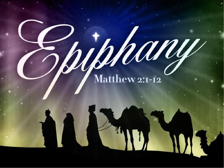 Epiphany PowerPoint Sermon