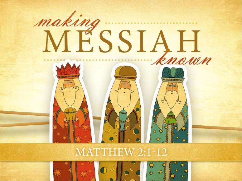 Messiah PowerPoint
