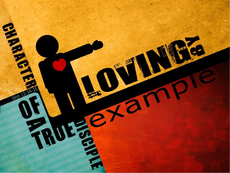 Love By Example Valentines Day PowerPoint