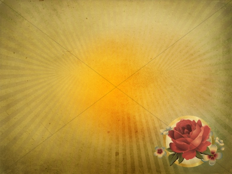 Rose Worship Background