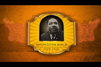 MLK Video Loop