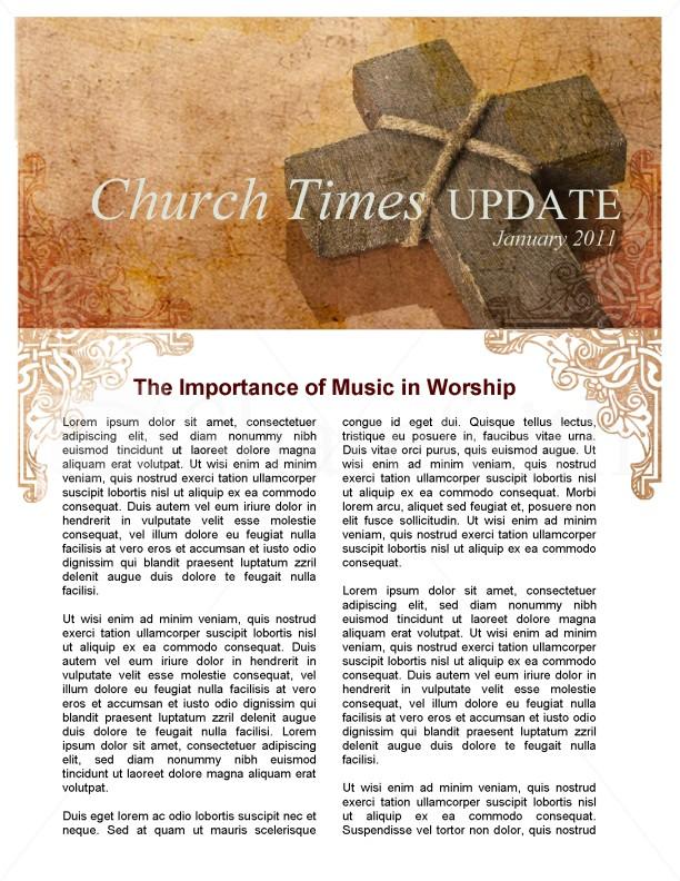 Vintage Church Newsletter