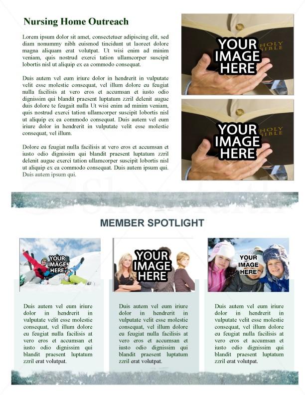 Holy Spirit Church Newsletter