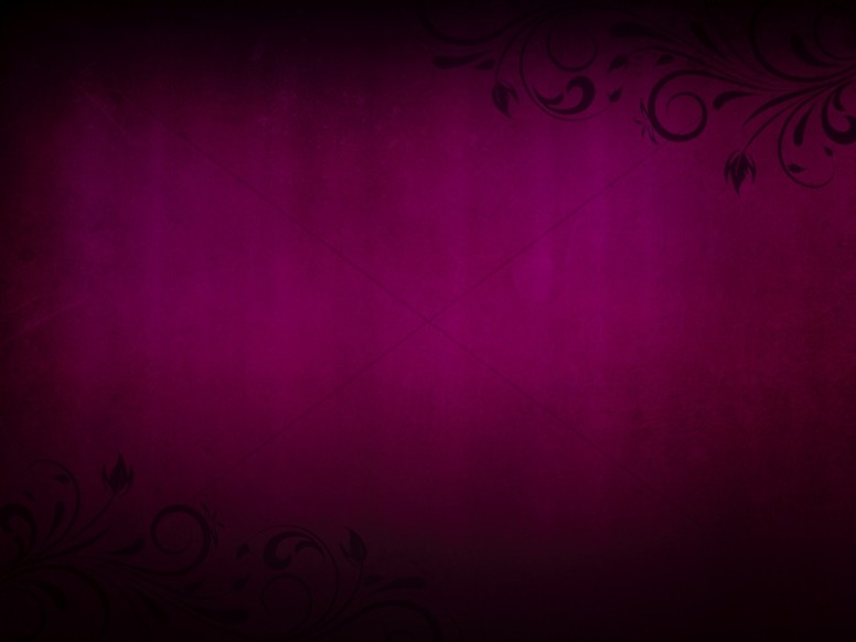 Purple Swirls Worship Slide Pack
