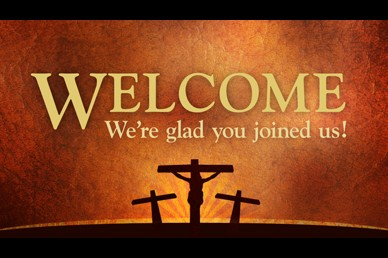 Three Crosses Church Welcome Video