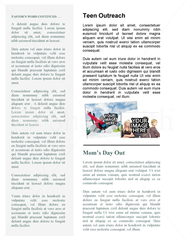Magnifying Glass Church Newsletter   page 3