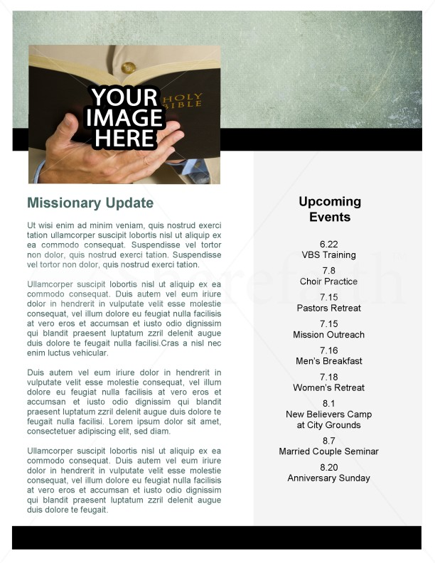 Magnifying Glass Church Newsletter | page 4