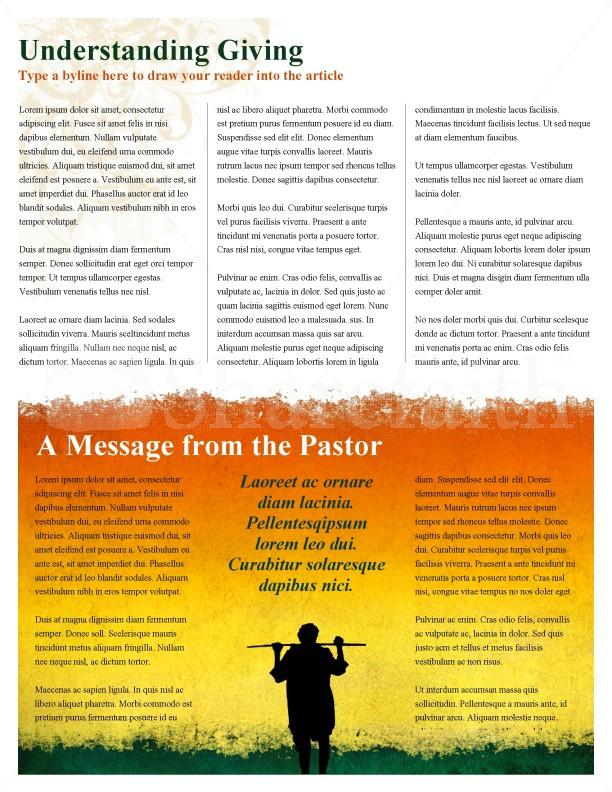 Shepherd Church Newsletter | page 4