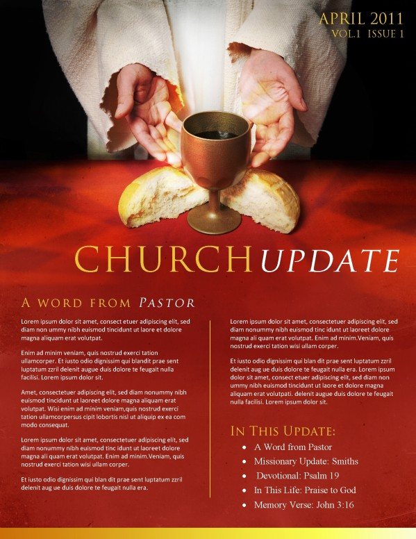 Communion Church Newsletter