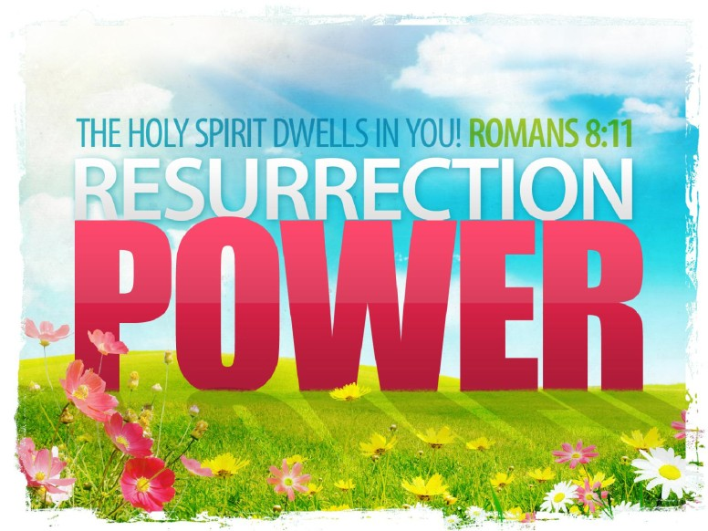 Resurrection Power Sermon PowerPoint