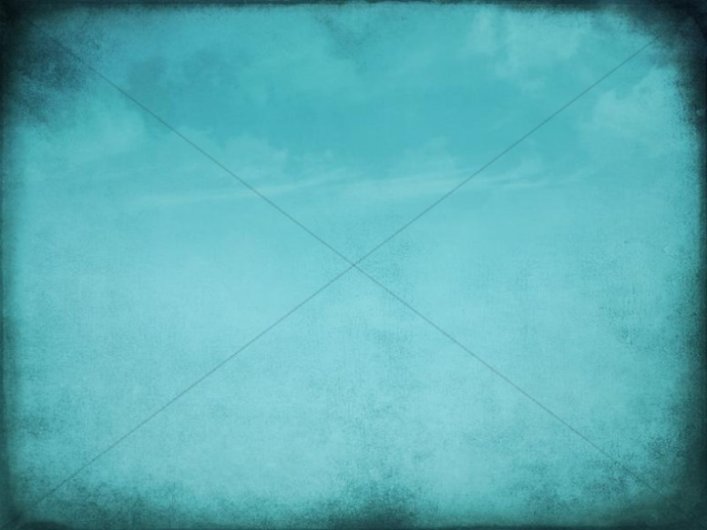 Light Blue Worship Background