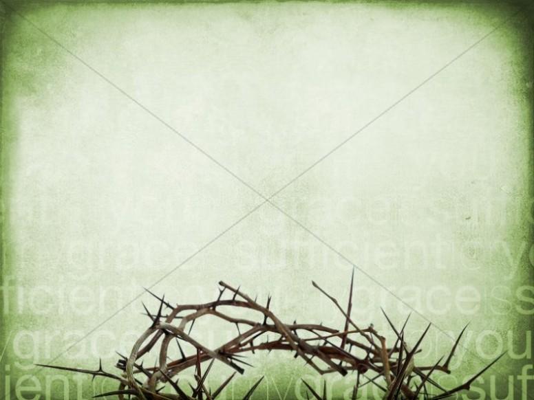 Thorns Worship Background