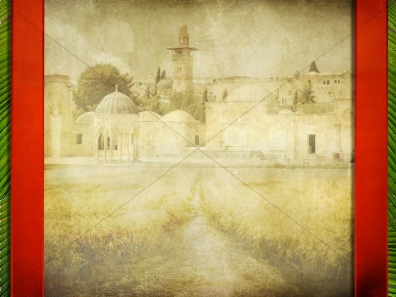 Jerusalem Worship Background