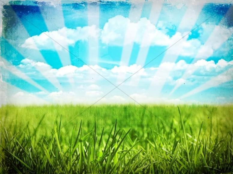 Resurrection Worship Background