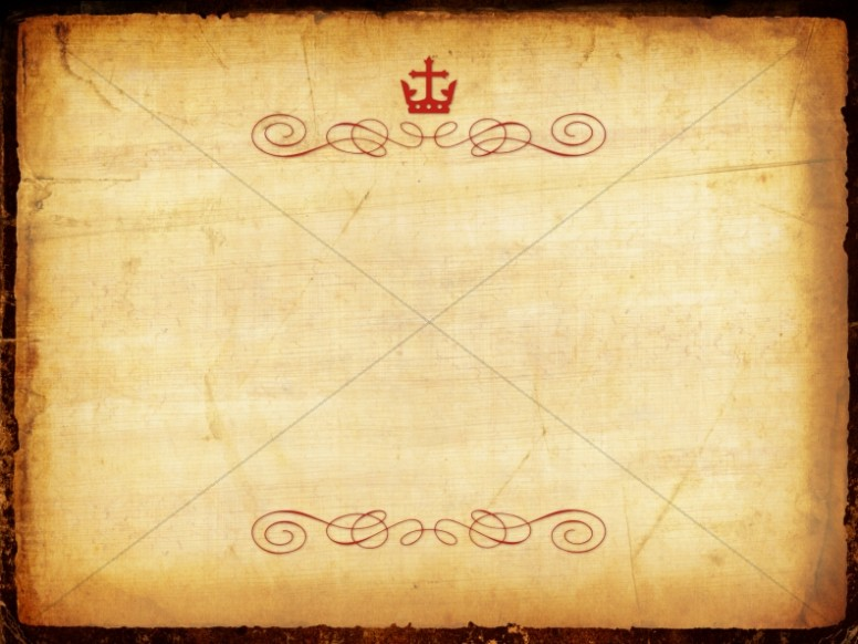 Royal Parchment Worship Background
