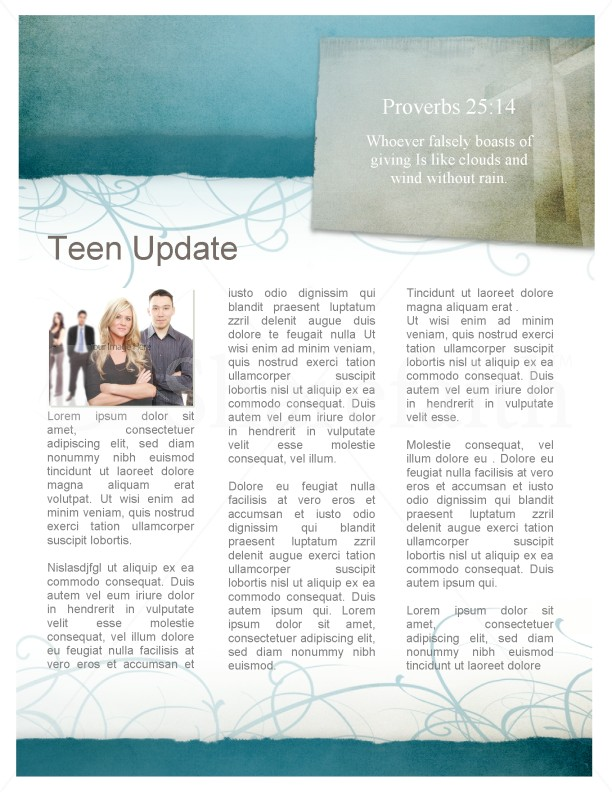 Amazing Grace Church Newsletter | page 3