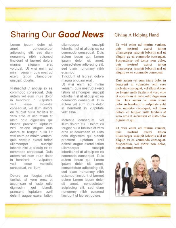 Resurrection Church Newsletter
